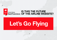 Future of The Airline Website