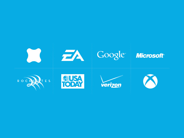 Huge Brands & Breakthrough Projects in 2012
