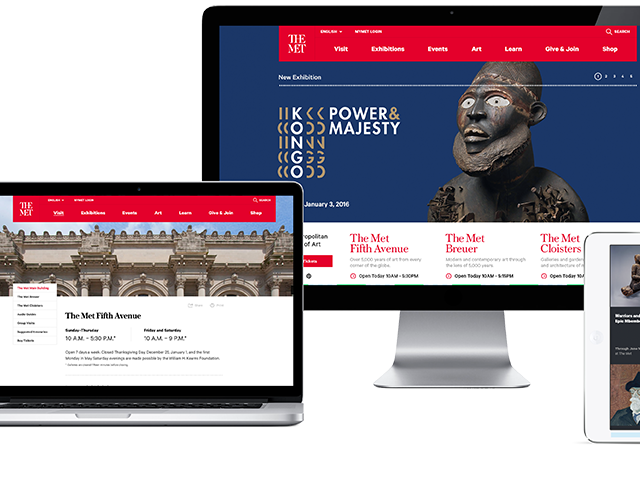 The Met Museum Redesign