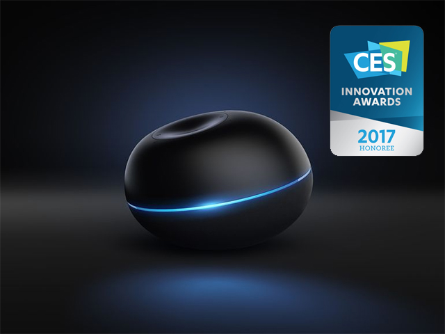 Two 2017 CES innovation awards