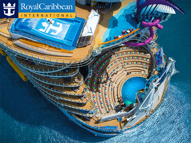 Royal Caribbean Cruise Lines selects Fantasy